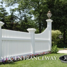 Vinyl Gate Fences