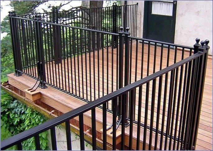 Greater Danbury Ct Aluminum Fencing Contractor