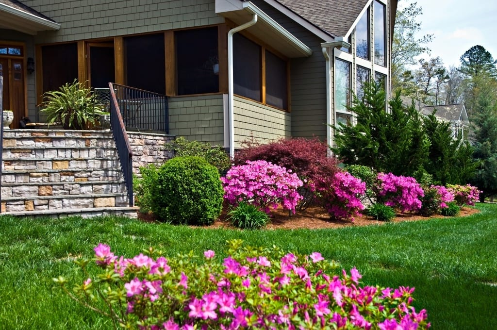 landscaping danbury