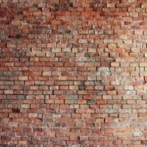 residential brick wall